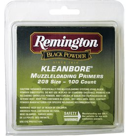 Remington Kleanbore Muzzleloading Primers