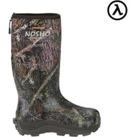 Dryshod Men's NoSho Ultra Hunt Camo Boot