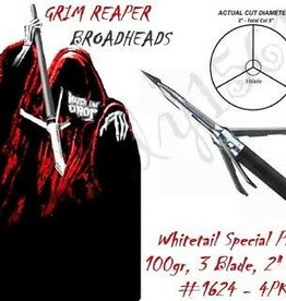 Grim Reaper Pro Series Whitetail-Special 100 GR
