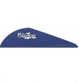 "Bohning Archery Blazers 2"" Blue 100 PK"