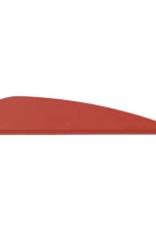 Arizona Archery Enterprises Elite Plastifletch Red