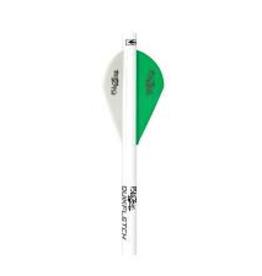 Bohning Archery Quik Fletch Blazer Neon Green