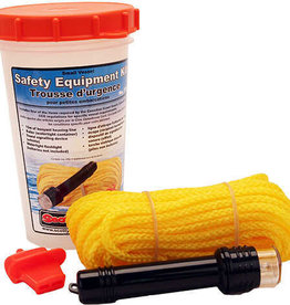 Safety Equipment Kit Small Vessel