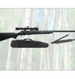 Remington 700 SPS .308 Varmint W/Sling, Scope, Case