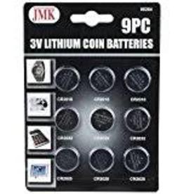 3V Lithium Coin Batteries
