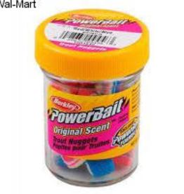 Berkley Power Bait Trout Nuggetts Red/White/Blue