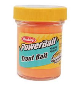 Berkley Powerbait Trout Bait Flourescent Orange