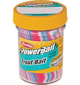 Berkley Power Bait Trout Bait Red/White/Blue