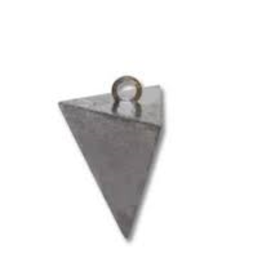 Triangular Fishing Weight 1oz