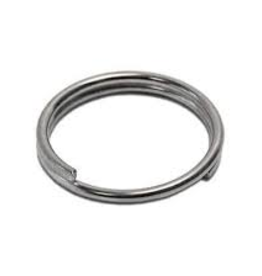 Danielson Outdoors Stainless Steel Split Rings Size 4