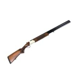 "Hunt Group XO6 28 Gauge 28"" Over Under Walnut/Silver"