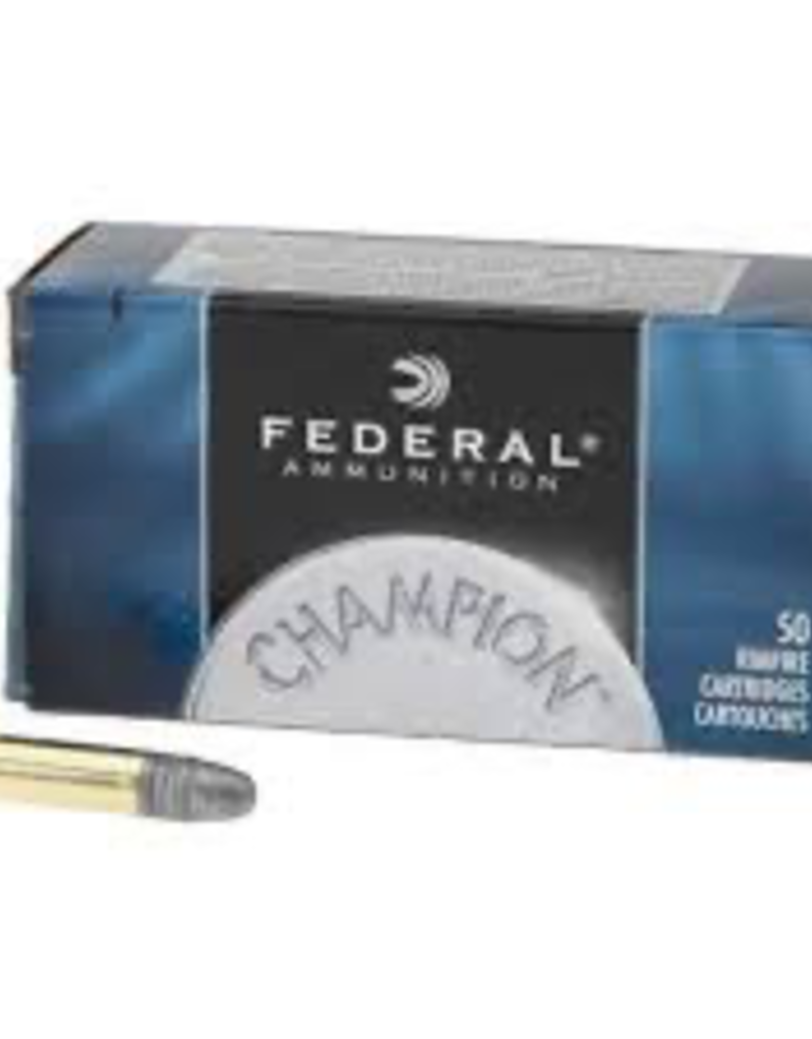 Federal 22 CAL LONG RIFLE 40 GR SOLID