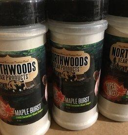Northwoods Bear Products Maple Burst