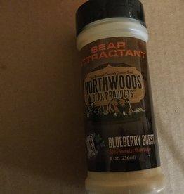 Northwoods Bear Products Blueberry 8 oz