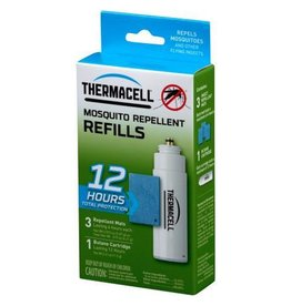Thermacell Mosquito Area Repellant Refills 12 HRS