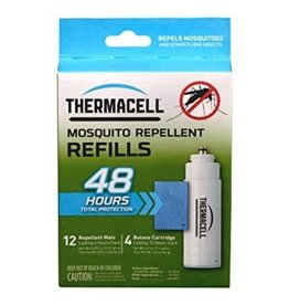 Thermacell Mosquito Area Repellent Refills 48 HRS