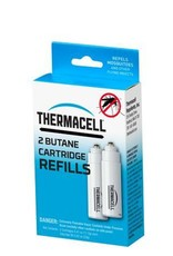 Thermacell 2 Butane Cartridge Refills