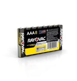 Rayovac AAA 8 PK