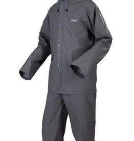 Coleman PVC/Polyester Rain Suit XL/2XL Green