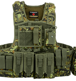 Parklands Tactical Swat Vest (Not Exact Image)