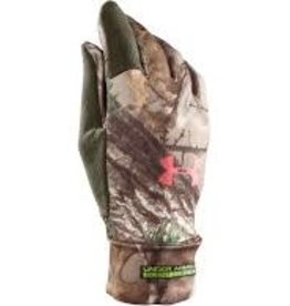 Under Armour Ladies Scent Control Gloves Lg