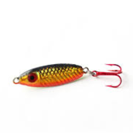 Ice Hole Tackle BB Rattler 1/4oz Gold Perch