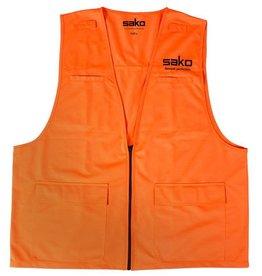 Sako Blaze Orange Vest