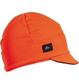 Q3 Orange Hunting Fleece Cap Quick Wick