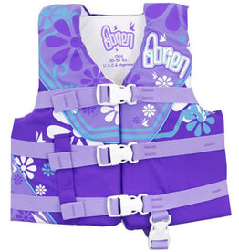 OBrien Girl's Child Nylon Life Jacket 14-27 KG