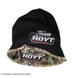Hoyt Reversable Camo/Black Toque