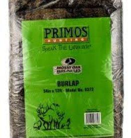 Primos Burlap 54in X 12 Ft Mossy Oak