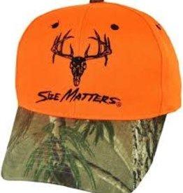 Realtree Orange Size Matters Hat