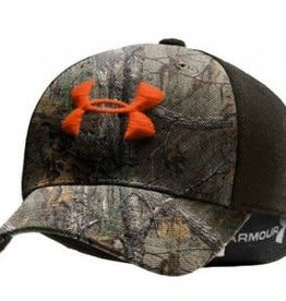 Under Armour Real Tree Camo Hat MD/LG Men's