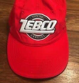 Zebco Red Zebco Hat