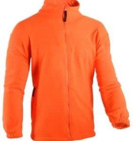 Yukon Gear Blaze Orange Fleece Hunting Jacket