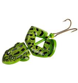 Rebel Lure Company Rebel Buzz'N Frog Leopard Frog