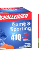 "Challenger 410 GA 2 1/2"" #5 GAME AND SPORTING"