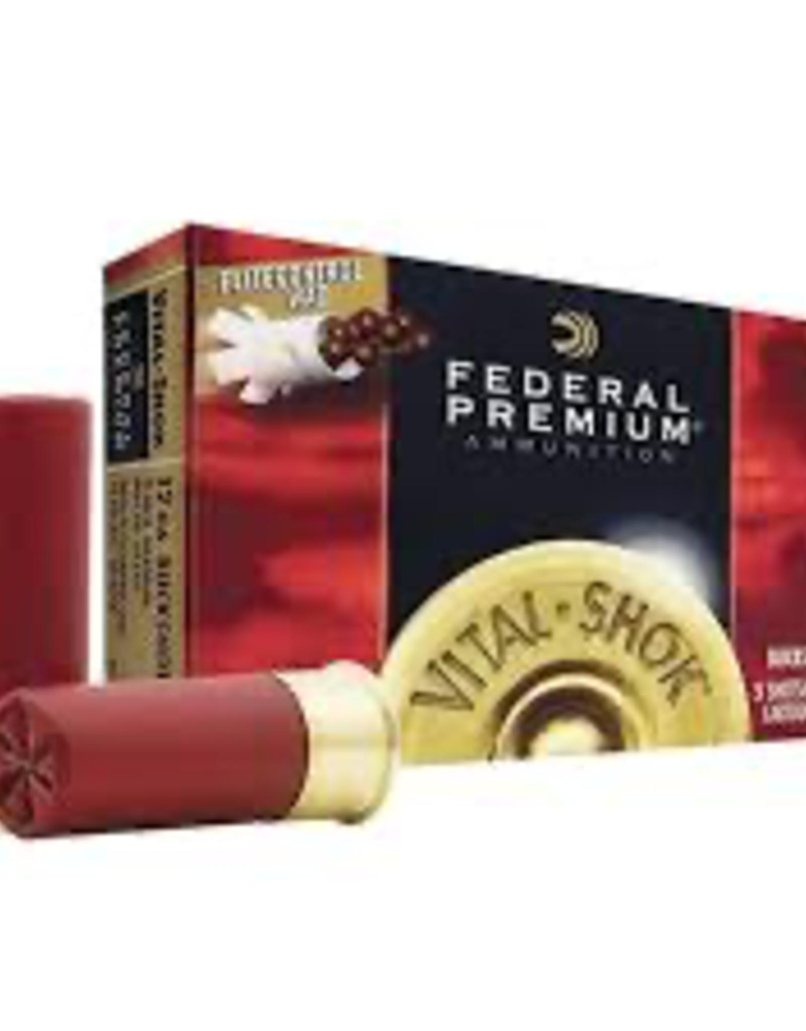 Federal 12 GA 2 3/4 00BUCK