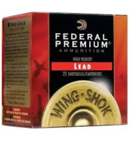 Federal 10 GA 3 1/2 BB LEAD SHOT