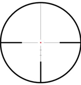 Hawke Frontier 30 SF 4-24x50 SF LR Dot (16x)
