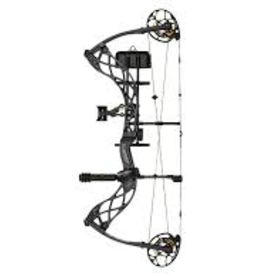 Bowtech Carbon Icon G2 LH 60# Black w/RAK package
