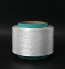 Dam Beaver White Nylon Bonding Thread
