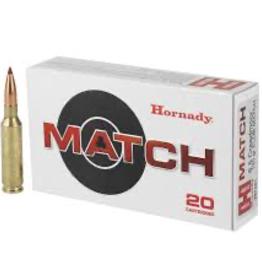 Hornady MATCH 6.5 CDMR 120 GR ELD