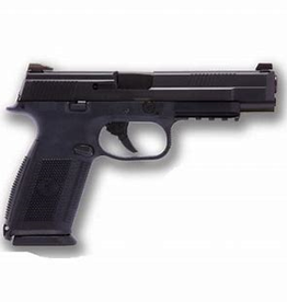 FN FNS-40L NMS Black/Black .40 cal