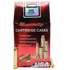 Hornady Cartridge Cases 300 Win Mag Unprimed