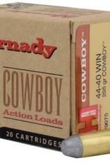 Hornady 44-40 Win 205 GR Cowboy