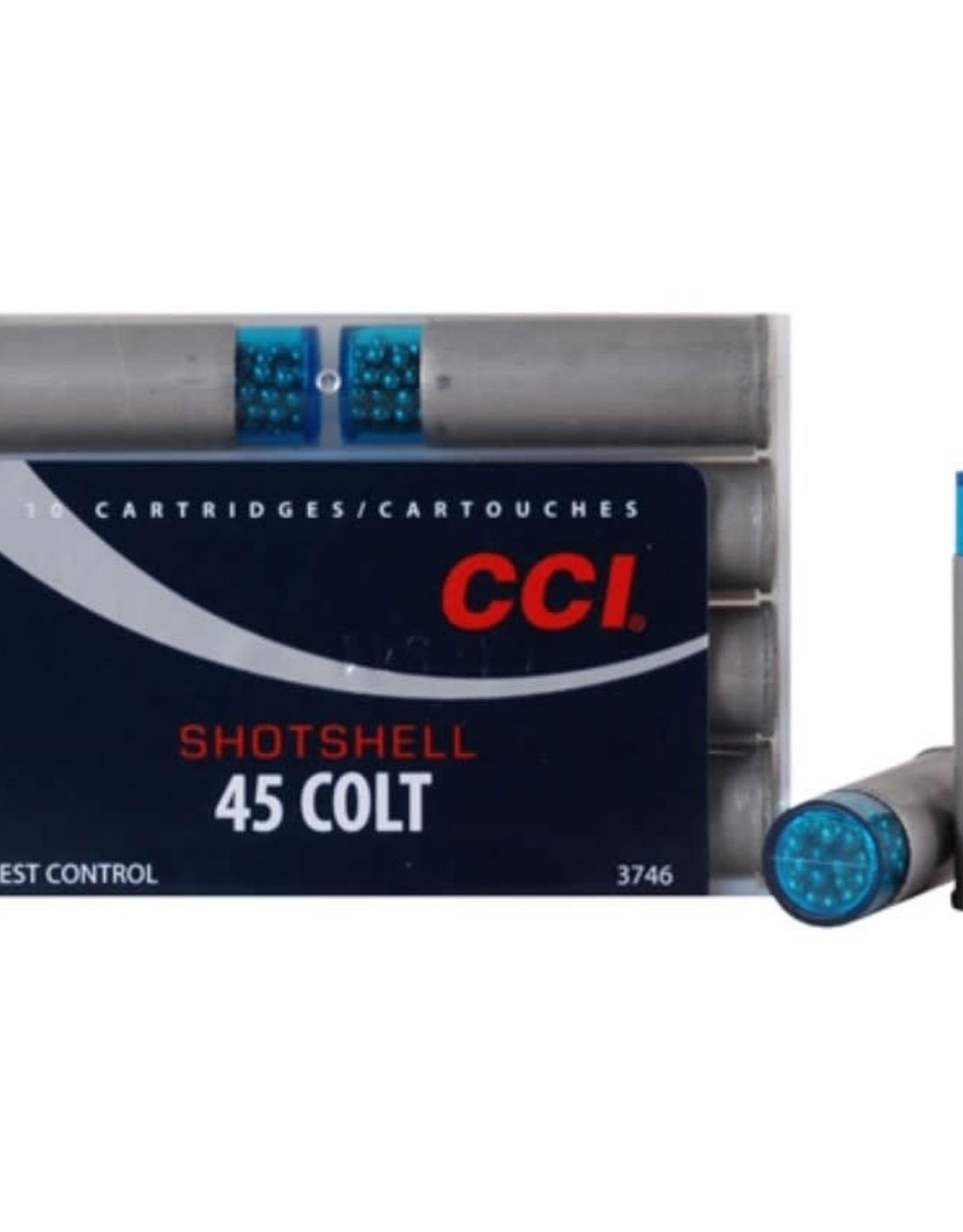 CCI 45 Colt Shotshell 1/3 oz #9