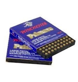 Winchester Primers Large Magnun Rifle Loads