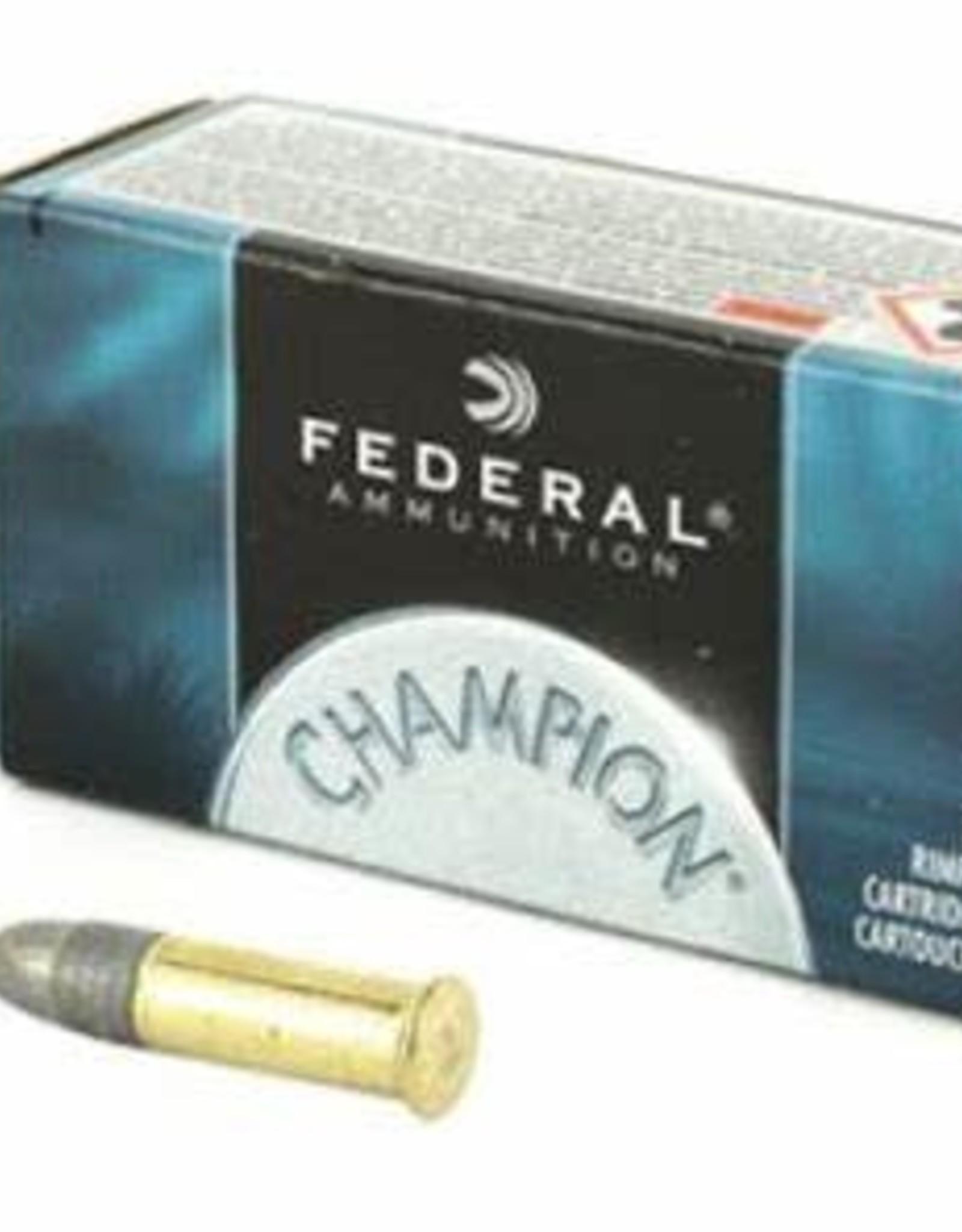 Federal .22 Cal Long Rifle 40 Grain Solid