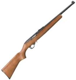"""Ruger 10/22 Compact 22 LR 16.5"""" Hardwood"""